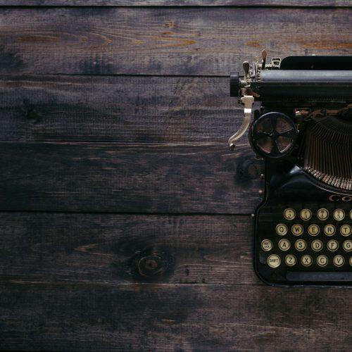 Portada - Cinco ideas para empezar a escribir