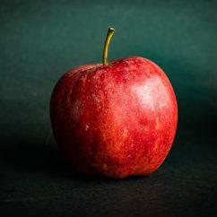 Portada - Comerse una manzana
